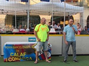 3x3 de futbol de Calaf